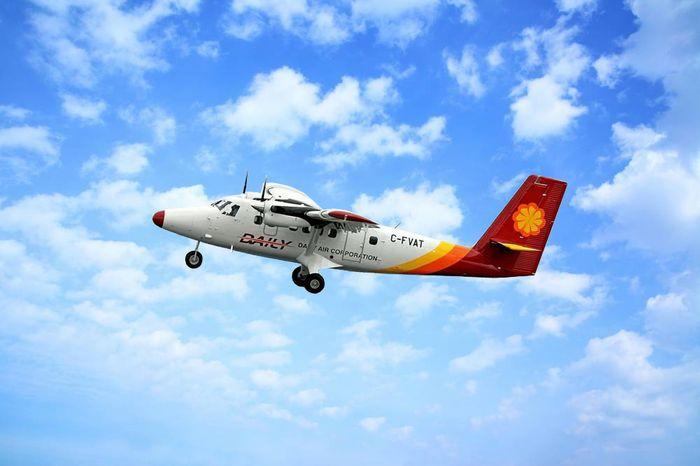 德安小飛機